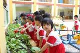 TP.Dĩ An: Xây dựng trường mầm non lấy trẻ làm trung tâm