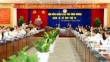 Khai mạc kỳ họp thứ 15, HĐND tỉnh khóa IX: Phòng, chống dịch bệnh hiệu quả, duy trì tăng trưởng kinh tế