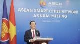 2020东盟轮值主席年:发展可持续的智慧城市