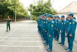 Xây dựng lực lượng vũ trang tỉnh vững mạnh toàn diện