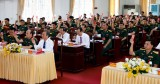 Đảng bộ Quân sự tỉnh: Tổ chức phiên trù bị Đại hội đại biểu lần thứ XII nhiệm 2020 -2025