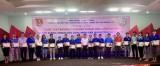 Trung tâm Hỗ trợ Thanh niên công nhân và Lao động trẻ tỉnh: Tuyên dương thanh niên công nhân giỏi phong trào
