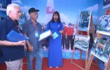 Exhibition on ASEAN Community, Vietnam's seas and islands opens in Cao Bang