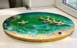 Ngỡ ngàng trước vẻ đẹp của những chiếc bánh chủ đề bãi biển
