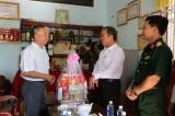 Lãnh đạo tỉnh thăm, tặng quà các đối tượng chính sách nhân Ngày Thương binh-Liệt sĩ 27-7