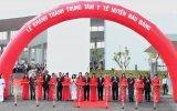 Huyện Bàu Bàng: Khởi công, khánh thành các công trình chào mừng Đại hội Đảng bộ huyện