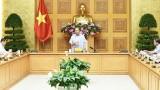 越南政府总理阮春福主持召开信用机构结构调整指导委员会的会议