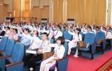 Đại hội đại biểu Đảng bộ huyện Bàu Bàng nhiệm kỳ 2020-2025 họp phiên trù bị