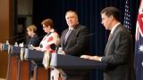 Mỹ, Australia kêu gọi giải quyết vấn đề Biển Đông theo luật quốc tế