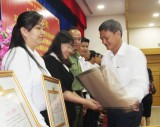 平阳省整个政治体系的民运工作取得计划所提出的结果