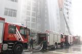 Diễn tập phương án phòng cháy chữa cháy và cứu nạn cứu hộ tại Chung cư Gateway - Habitat Bình Dương