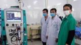 日本国际协力机构向胡志明市大水镬医院提供医疗设备