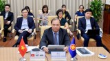 ASEAN examines post coronavirus economic recovery plan