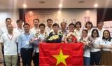 Việt Nam đoạt 4 huy chương vàng Olympic Hóa học quốc tế