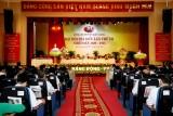 2020-2025年任期越共巴乌邦县代表大会开幕