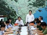 Phó Thủ tướng: Chủ động ứng phó áp thấp nhiệt đới mạnh lên thành bão
