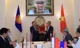 东盟各国驻俄罗斯大使高度评价越南的作用