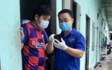 Tuyên truyền phòng chống dịch bệnh Covid-19 cho người lao động ở trọ