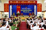 Đại hội đại biểu Đảng bộ TP.Thuận An lần thứ XII, nhiệm kỳ 2020-2025 họp trù bị