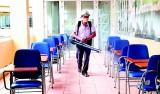 Các trường đại học: Thực hiện nghiêm các biện pháp phòng, chống dịch