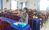 Đại biểu HĐND tỉnh tiếp xúc cử tri tại phường Tân An, TP.Thủ Dầu Một