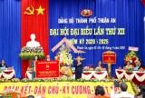 Khai mạc Đại hội đại biểu Đảng bộ TP.Thuận An nhiệm kỳ 2020 - 2025