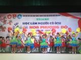 Hội thi Tiếng hát hoa phượng đỏ huyện Bắc Tân Uyên lần VII: Thị trấn Tân Thành đoạt giải nhất