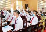 Đại hội đại biểu Đảng bộ huyện Phú Giáo lần thứ V, nhiệm kỳ 2020-2025 họp phiên trù bị