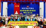 Đồng chí Huỳnh Thị Thanh Phương được bầu giữ chức Bí thư Thành ủy Thuận An, nhiệm kỳ 2020-2025