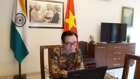 越南驻印度大使:数字经济助力加强印度-东盟-大洋洲互联互通