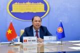 Tiếp tục làm sâu sắc hơn quan hệ đối tác chiến lược và hợp tác ASEAN-Mỹ