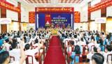 Bế mạc Đại hội Đại biểu Đảng bộ Tp.Thuận An lần thứ XII, nhiệm kỳ 2020-2025: Đưa TP.Thuận An trở thành đô thị loại I, văn minh, giàu đẹp