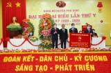 Đại hội Đảng bộ huyện Phú Giáo nhiệm kỳ 2020-2025: Đoàn kết, đồng thuận đưa Phú Giáo tiếp tục phát triển