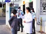 随时对外国专家接收和进行集中医疗隔离观察