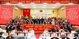 范文正同志再当选2020—2025年任期富教县委书记