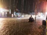 Tiếp tục đề phòng, kịp thời ứng phó với tình hình mưa bão