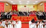 Bế mạc Đại hội đại biểu Đảng bộ huyện Phú Giáo lần thứ V, nhiệm kỳ 2020-2025: Quyết tâm thực hiện thắng lợi các mục tiêu nhiệm kỳ mới