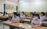 Bình Dương: Trên 11.400 thí sinh làm thủ tục dự thi tốt nghiệp THPT năm 2020