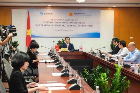 Vietnam, Japan foster cooperation in industry, trade, energy