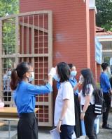11.416 thí sinh dự thi tốt nghiệp THPT năm 2020