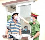 Công an huyện Bắc Tân Uyên: Thực hiện nghiêm túc các biện pháp phòng, chống dịch bệnh