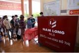 Tập đoàn Nam Long lắp đặt 13 máy ATM gạo tại Long An