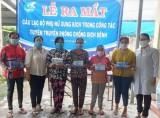 Phường Tân An, TP.Thủ Dầu Một: Ra mắt Câu lạc bộ Phụ nữ xung kích tuyên truyền phòng chống dịch bệnh