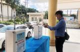Thành đoàn Thuận An: Thành lập Đội Thanh niên tình nguyện hướng dẫn cài đặt và sử dụng ứng dụng Bluezone