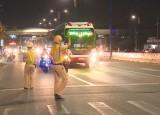 Tiếp tục các giải pháp kiềm chế tai nạn giao thông: Tăng cường tuần tra đêm