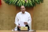 阮春福总理主持召开政府立法工作专题会议
