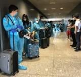 新冠肺炎疫情:越南将在美国的340余名公民接回国