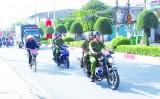 TP.Thuận An: Lập lại trật tự đô thị tại các tuyến trọng điểm