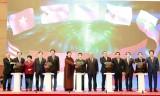 Chủ tịch Quốc Hội dự Lễ công bố bộ nhận diện Năm Chủ tịch AIPA 2020