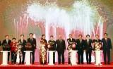 越南国会主席阮氏金银出席2020年AIPA主席年电子门户网站和标志发布仪式